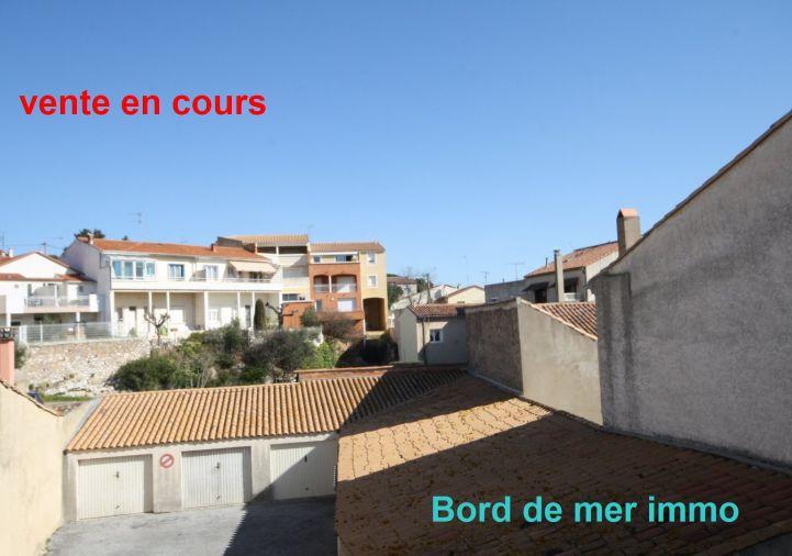A vendre Balaruc Les Bains 34396503 Bord de mer immobilier