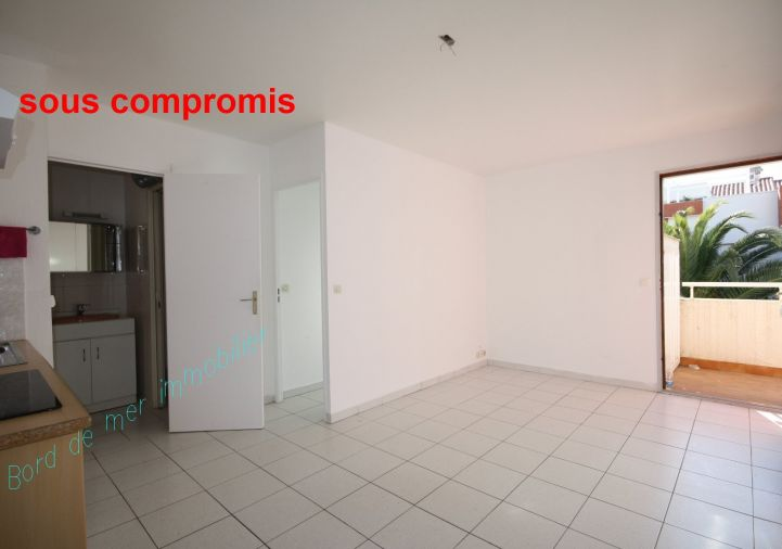 A vendre Frontignan 34396520 Bord de mer immobilier