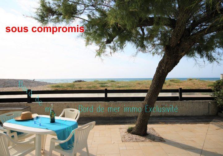 A vendre Frontignan 34396541 Bord de mer immobilier