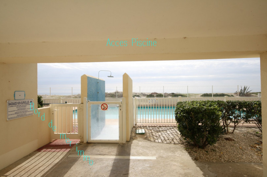A vendre Frontignan 34396569 Bord de mer immobilier
