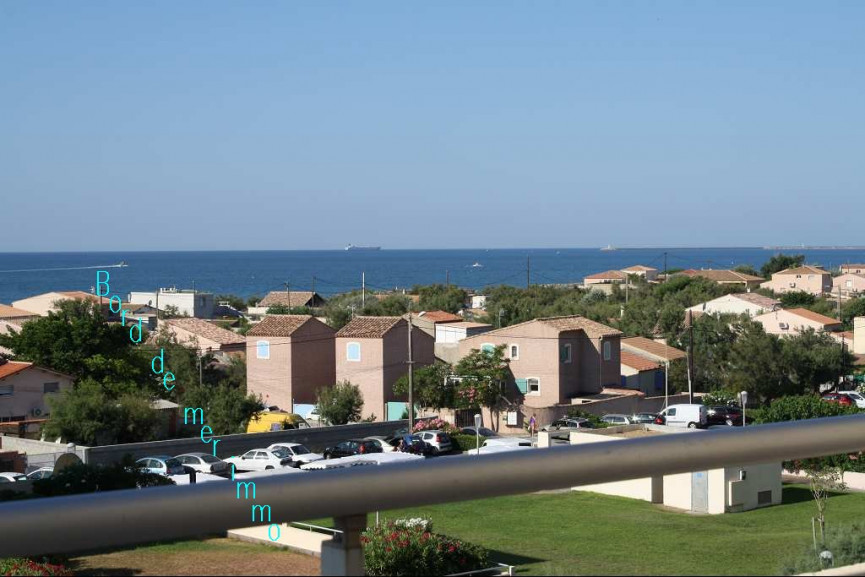 A vendre Frontignan 34396572 Bord de mer immobilier