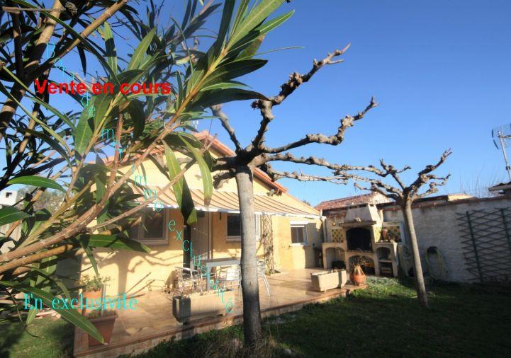 A vendre Frontignan 34396581 Bord de mer immobilier