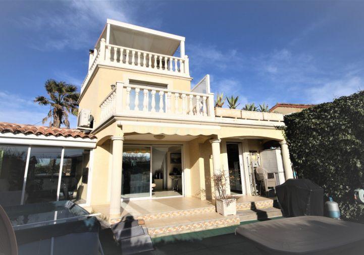 A vendre Frontignan 34396583 Bord de mer immobilier