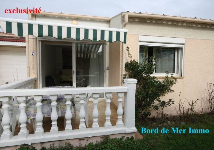 A vendre Frontignan 34396593 Bord de mer immobilier