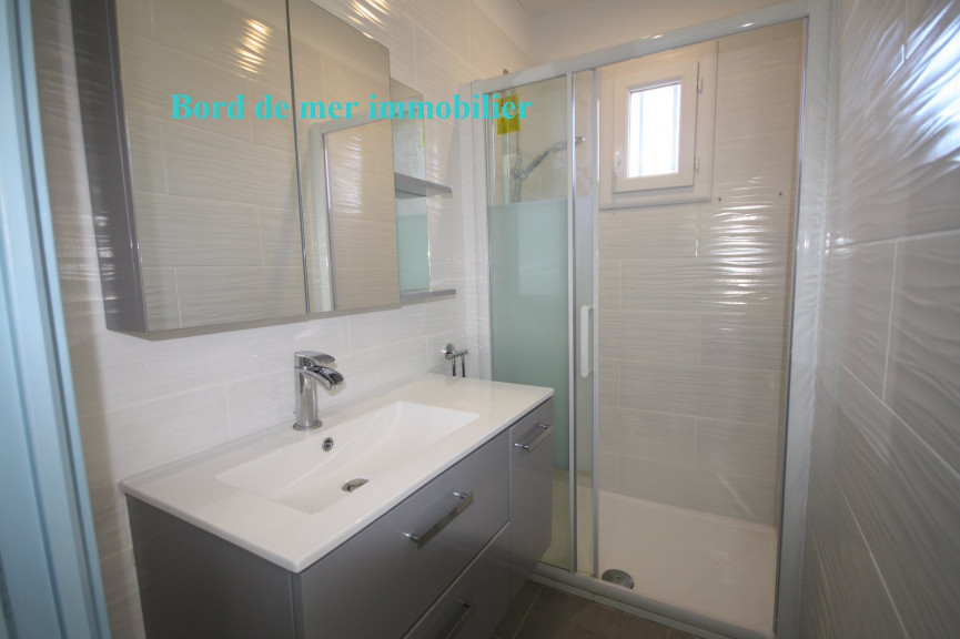 A vendre  Frontignan   Réf 34396597 - Bord de mer immobilier