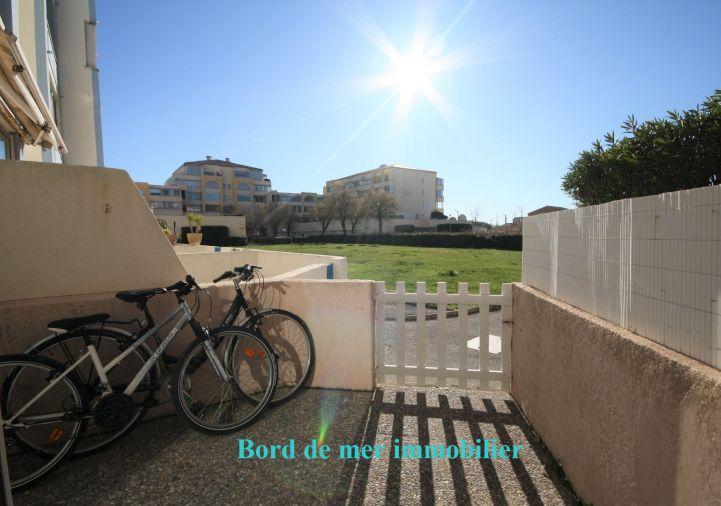 En location saisonni�re Frontignan 34396599 Bord de mer immobilier