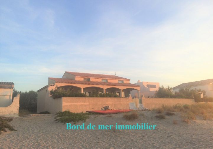 En location saisonni�re Frontignan 34396602 Bord de mer immobilier
