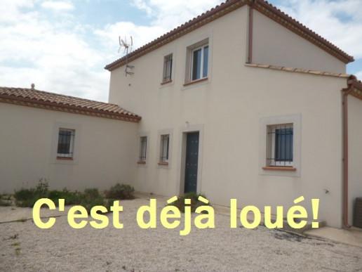 A louer  Maraussan   Réf 34404550 - Agence gai soleil