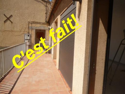 A louer  Cazouls Les Beziers   Réf 34404554 - Agence gai soleil