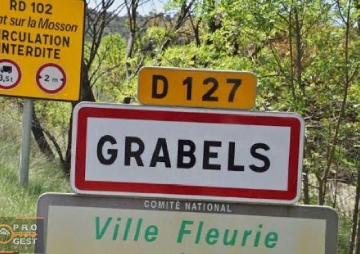 A vendre Terrain constructible Grabels | R�f 3440931661 - Vends du sud
