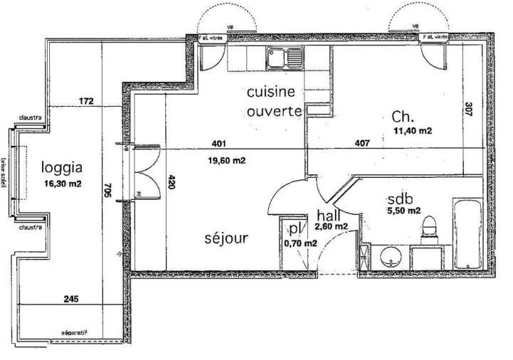 A louer Montpellier 34409523 Progest