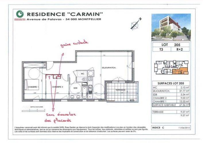 A louer Montpellier 34409911 Belon immobilier