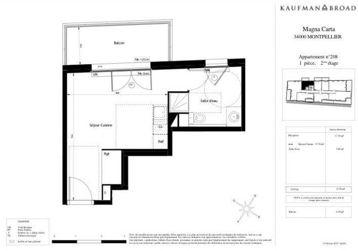 A louer Montpellier 34409914 Belon immobilier
