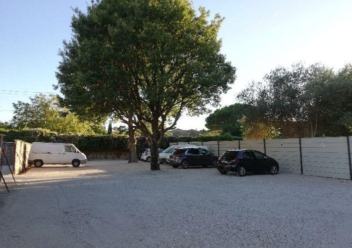 A louer Parking extérieur Pezenas | Réf 34413701 - Saint andré immobilier
