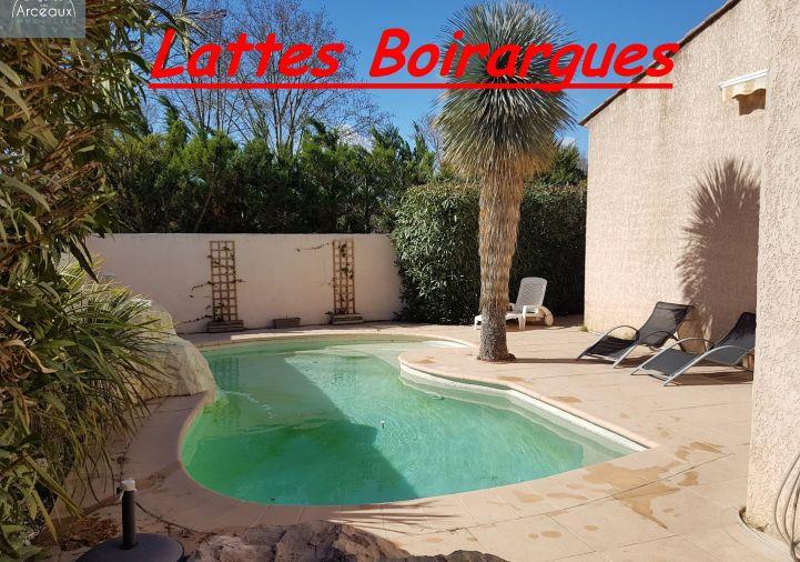 A vendre Lattes 344146387 Agence des arceaux