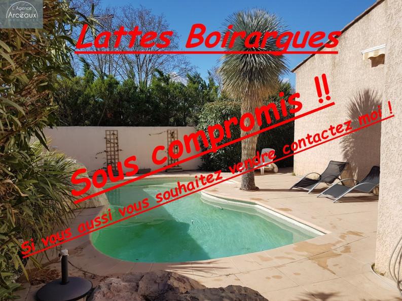 A vendre  Lattes | Réf 344146387 - Agence des arceaux
