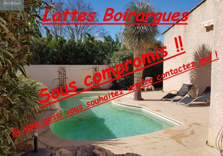 A vendre Maison Lattes | R�f 344146387 - Agence des arceaux