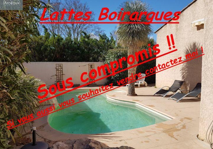 A vendre Maison Montpellier | R�f 344146388 - Agence des arceaux