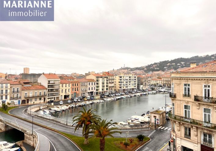 A vendre Appartement Sete | R�f 344176197 - Marianne immobilier