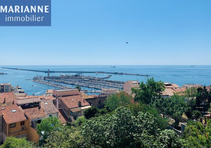 A vendre Appartement Sete | R�f 344176203 - Marianne immobilier