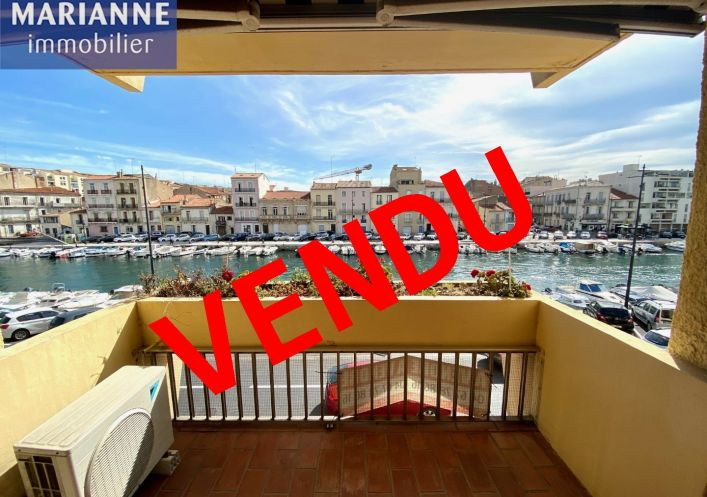 A vendre Appartement Sete   R�f 344176212 - Marianne immobilier