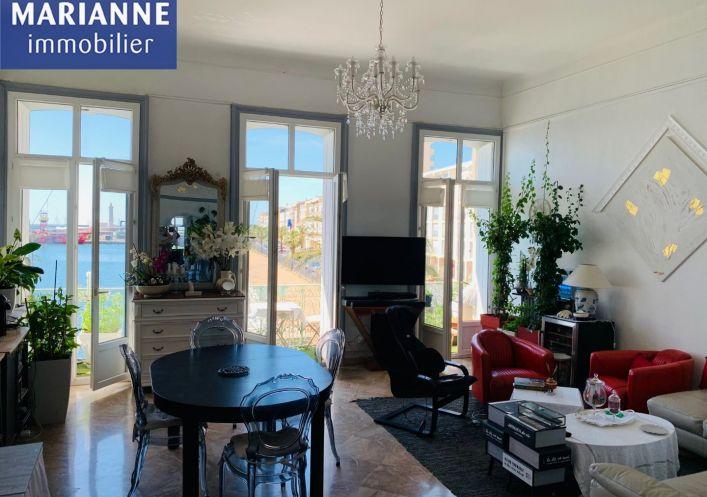 A vendre Appartement haussmannien Sete | R�f 344176216 - Marianne immobilier