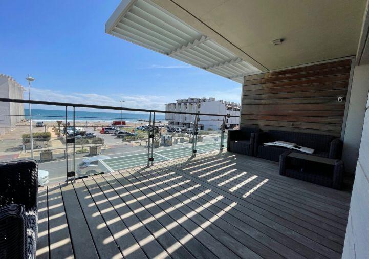 A vendre Appartement Carnon Plage (mauguio)   R�f 3442052297 - Chatenet immobilier