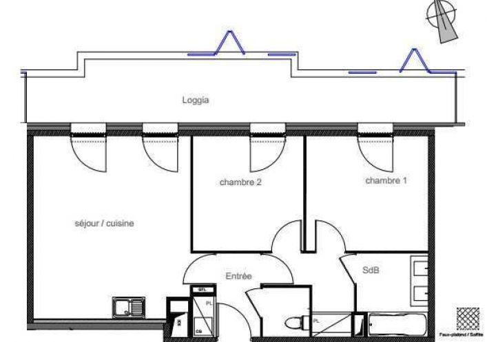 A vendre Montpellier 3442538 Oz immobilier