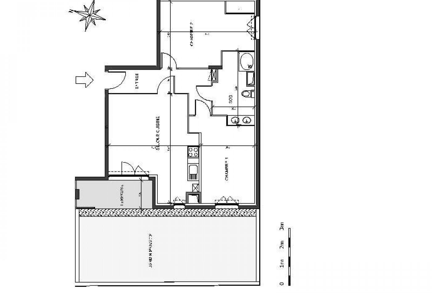 A vendre Montpellier 3442556 Oz immobilier