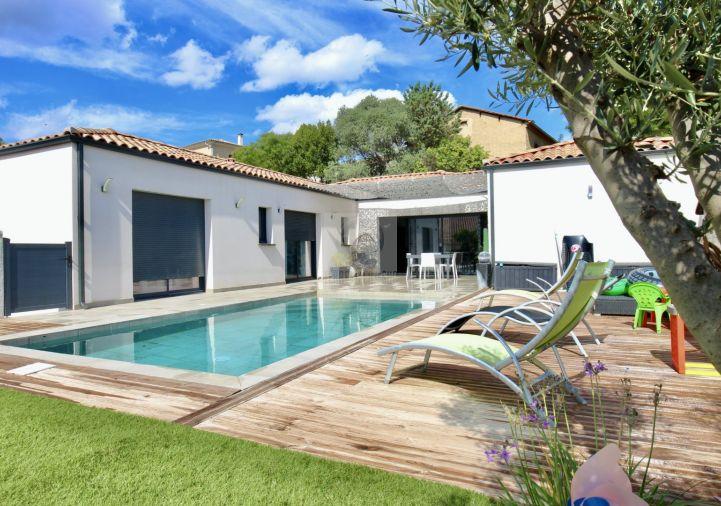 A vendre Maison contemporaine Murviel Les Beziers | Réf 344271007 - Terre et mer du sud immobilier
