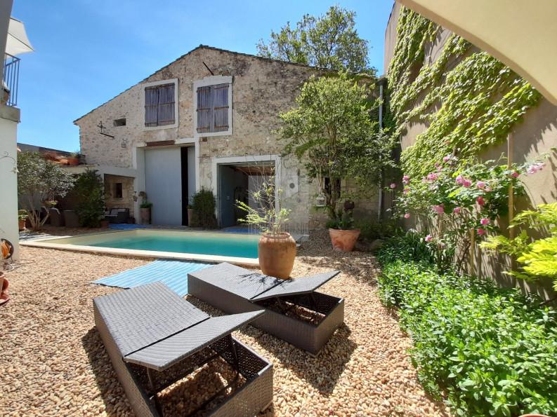 A vendre  Magalas   Réf 344271013 - Terre et mer du sud immobilier
