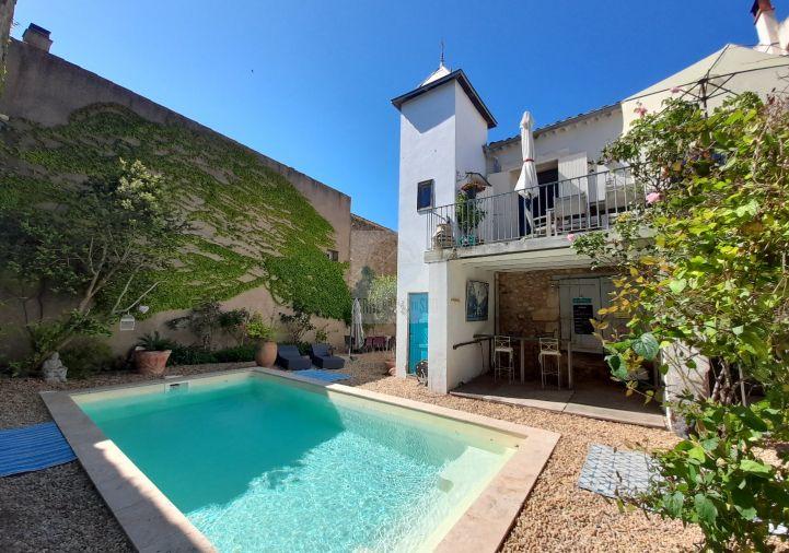 A vendre Maison de maître Magalas | Réf 344271013 - Terre et mer du sud immobilier