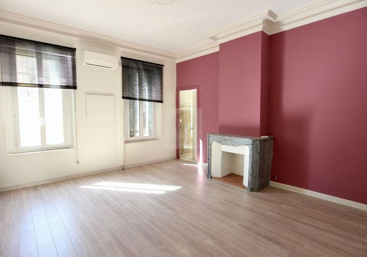 A louer Appartement bourgeois Beziers   Réf 34427360 - Terre et mer du sud immobilier
