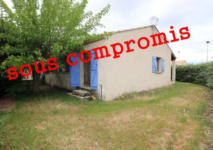 A vendre Montady 34427551 Terre et mer du sud immobilier