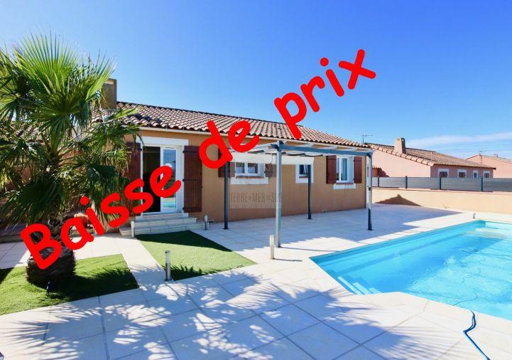 A vendre Vendres 34427797 Terre et mer du sud immobilier