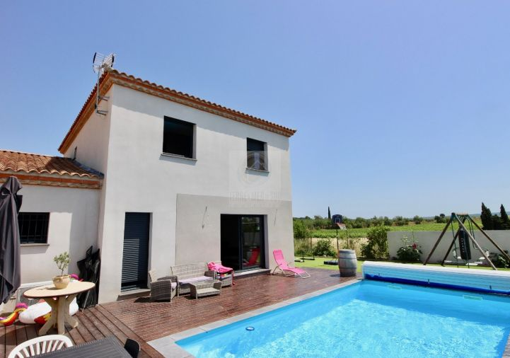 A vendre Lespignan 34427838 Terre et mer du sud immobilier