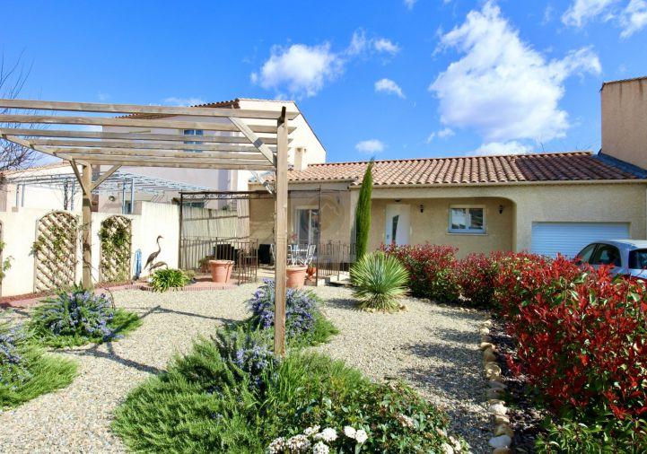 A vendre Maison Beziers | Réf 34427982 - Terre et mer du sud immobilier