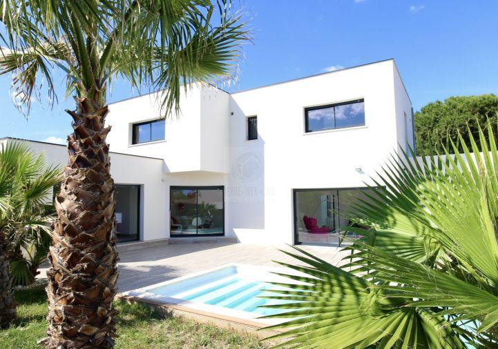 A vendre Maison contemporaine Beziers | Réf 34427993 - Terre et mer du sud immobilier