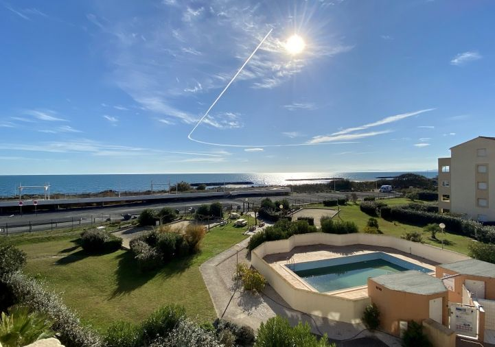 A vendre Appartement en résidence Vias-plage | Réf 344421000 - Le boulevard de l'immobilier