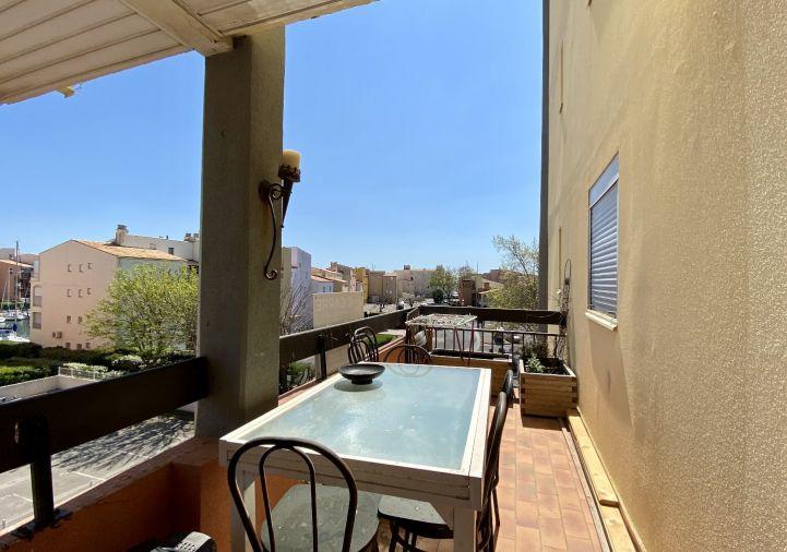 A vendre Appartement en résidence Le Cap D'agde | Réf 344421013 - Le boulevard de l'immobilier