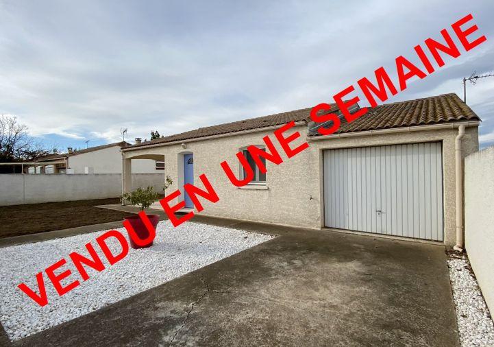 A vendre Maison Vias   Réf 344421017 - Le boulevard de l'immobilier