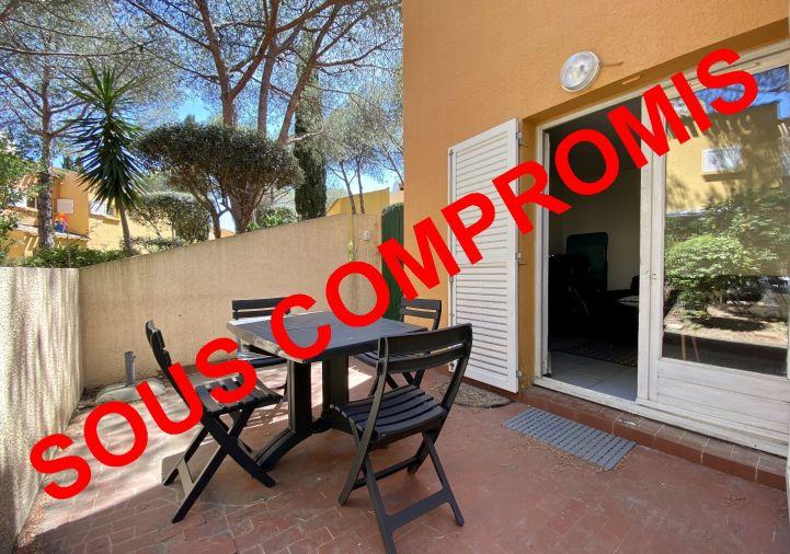 A vendre Appartement en rez de jardin Le Cap D'agde | R�f 344421042 - Le boulevard de l'immobilier