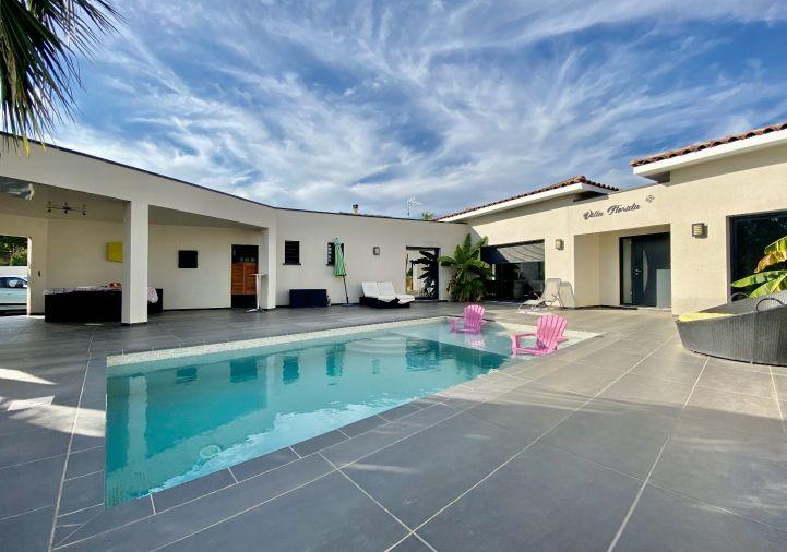 A vendre Villa Le Grau D'agde   R�f 344421055 - Le boulevard de l'immobilier