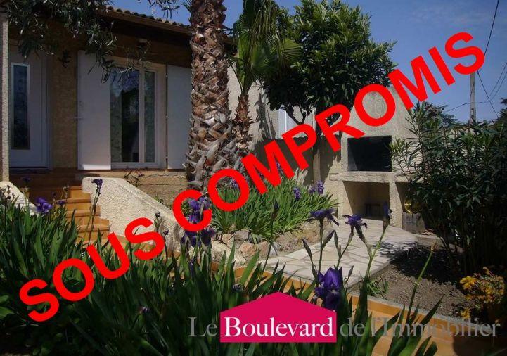 A vendre Maison individuelle Vias   Réf 34442624 - Le boulevard de l'immobilier