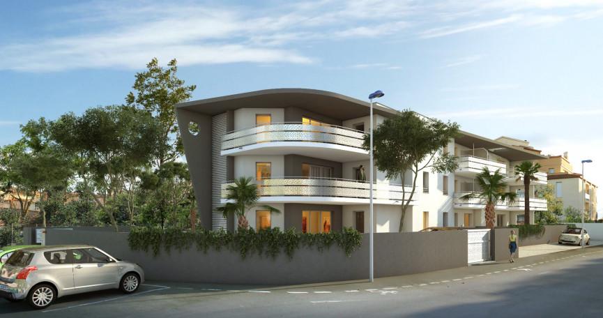 A vendre Vias-plage 34442861 Le boulevard de l'immobilier