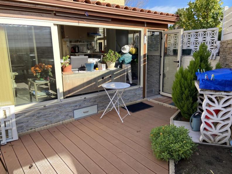 A vendre Vias-plage 34442928 Le boulevard de l'immobilier