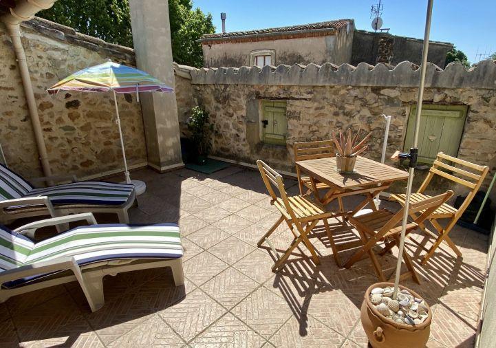 A vendre Maison de village Pomerols | Réf 34442948 - Le boulevard de l'immobilier