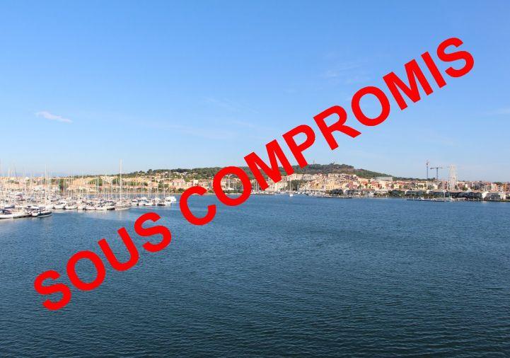 A vendre Appartement en résidence Le Cap D'agde   Réf 34442985 - Le boulevard de l'immobilier
