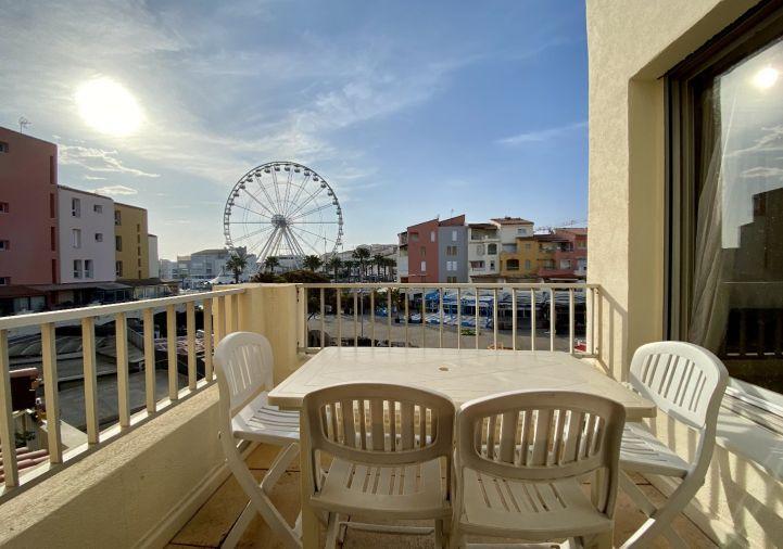 A vendre Appartement Le Cap D'agde | Réf 34590718 - Le boulevard de l'immobilier
