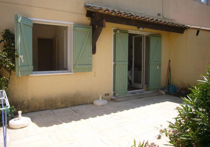 A vendre Appartement en rez de jardin Le Cap D'agde | R�f 34590879 - Le boulevard de l'immobilier
